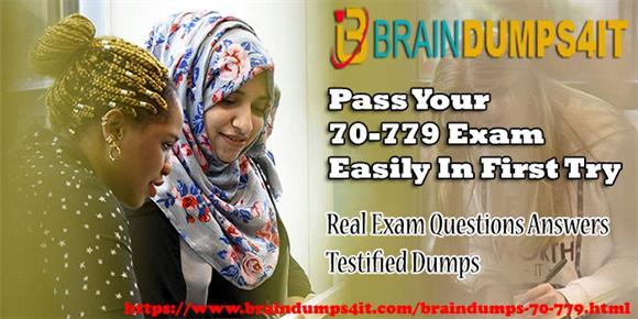 70-779 Braindumps   Adslane